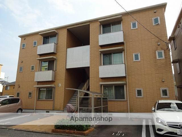 高知県高知市、梅の辻駅徒歩11分の築9年 3階建の賃貸アパート