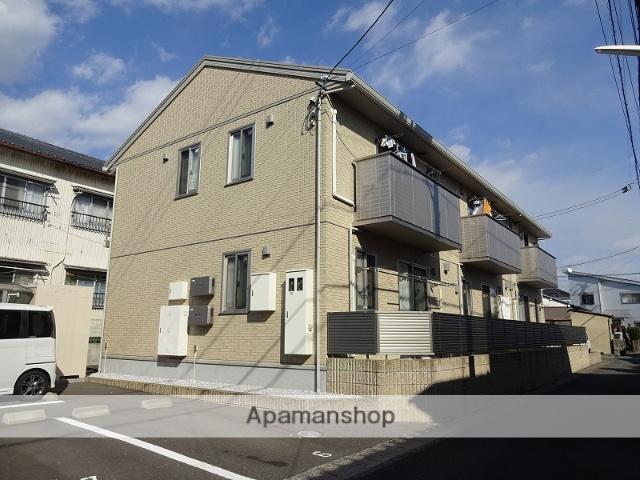 高知県高知市、上町四丁目駅徒歩14分の築4年 2階建の賃貸アパート