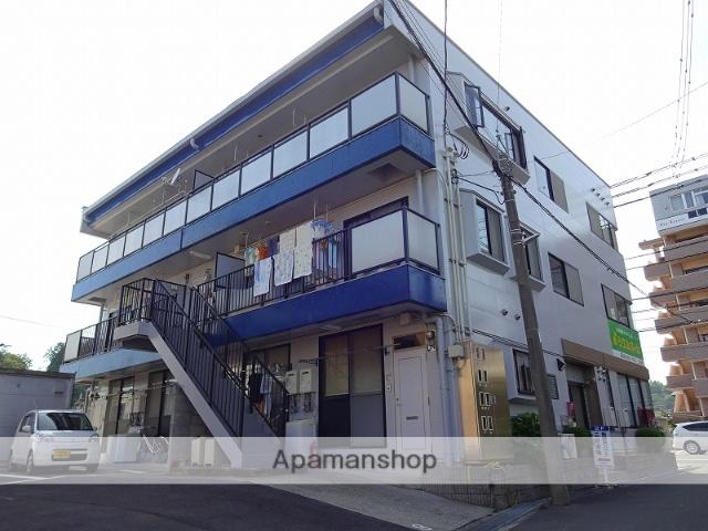 高知県高知市、朝倉駅前駅徒歩20分の築22年 3階建の賃貸マンション