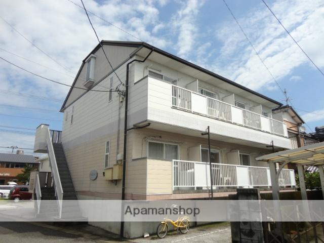 高知県高知市、田辺島通駅徒歩14分の築22年 2階建の賃貸アパート