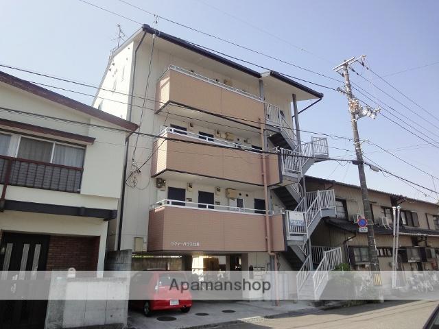 高知県高知市、高知駅徒歩11分の築21年 4階建の賃貸マンション