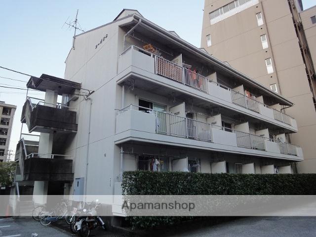 高知県高知市、宝永町駅徒歩5分の築27年 4階建の賃貸マンション