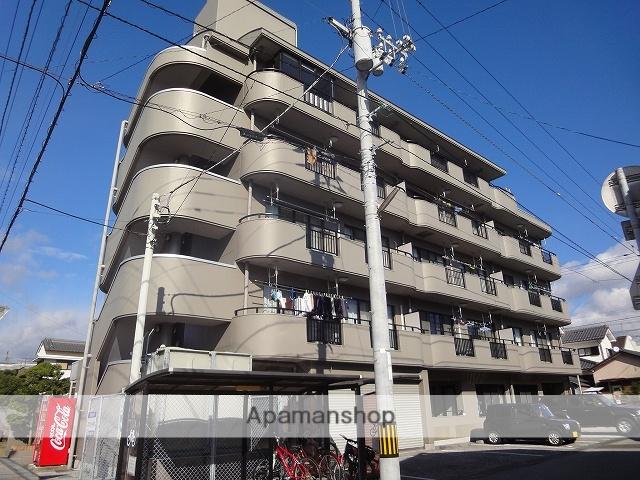 高知県高知市、梅の辻駅徒歩10分の築19年 4階建の賃貸マンション