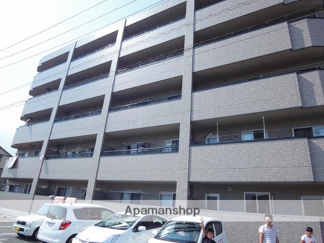 高知県高知市、薊野駅徒歩15分の築13年 5階建の賃貸マンション