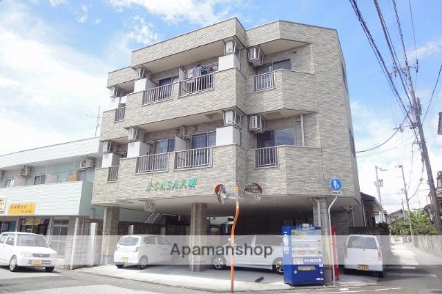高知県高知市、入明駅徒歩3分の築8年 3階建の賃貸マンション