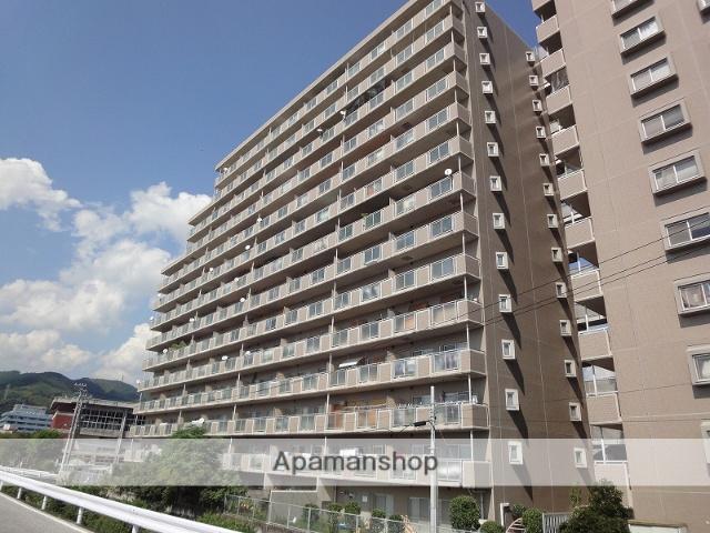 高知県高知市、薊野駅徒歩9分の築23年 14階建の賃貸マンション