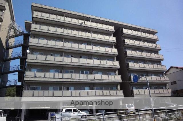 高知県高知市、朝倉駅徒歩9分の築12年 7階建の賃貸マンション