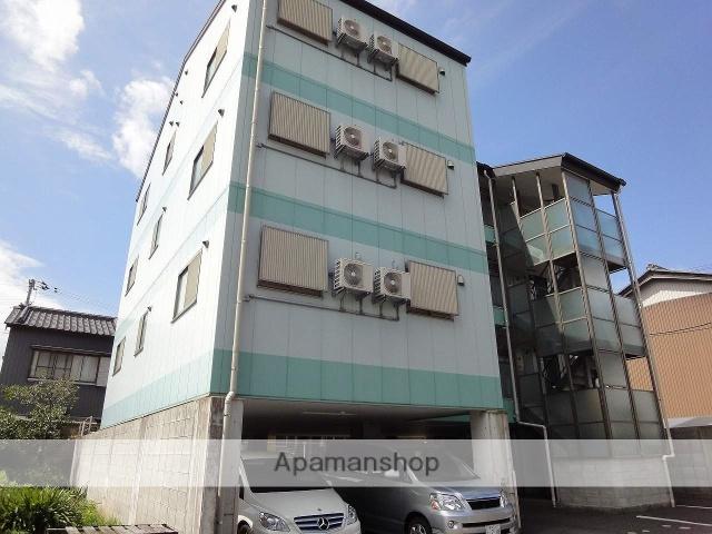 高知県高知市、西高須駅徒歩9分の築12年 4階建の賃貸マンション