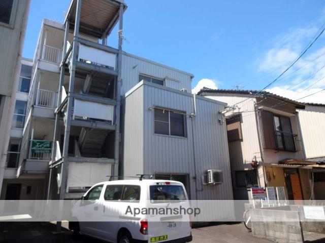 高知県高知市、知寄町駅徒歩9分の築41年 4階建の賃貸マンション