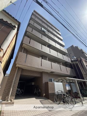 高知県高知市、知寄町一丁目駅徒歩8分の築10年 7階建の賃貸マンション