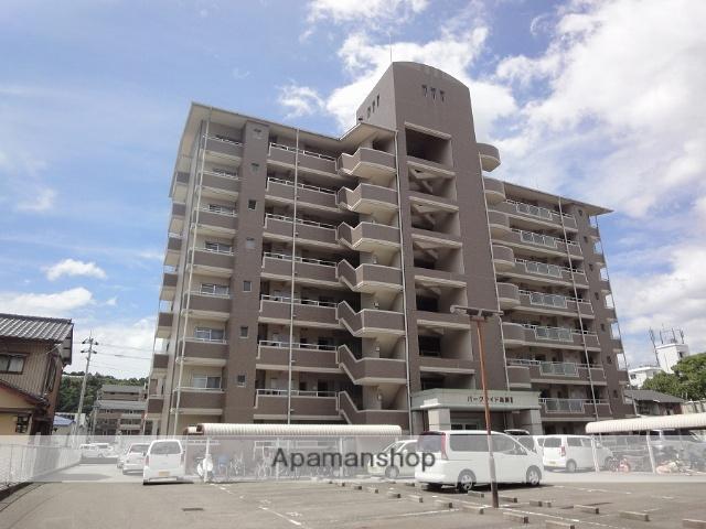 高知県高知市、高須駅徒歩3分の築19年 8階建の賃貸マンション