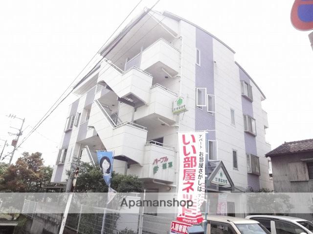 高知県高知市、朝倉駅徒歩15分の築15年 4階建の賃貸マンション