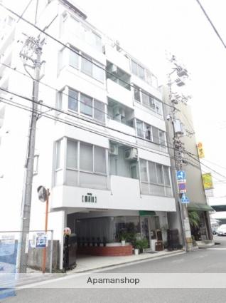 高知県高知市、デンテツターミナルビル前駅徒歩4分の築30年 9階建の賃貸マンション