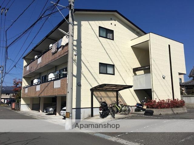 高知県高知市、鴨部駅徒歩11分の築13年 3階建の賃貸アパート