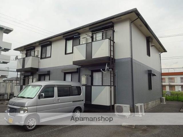 高知県高知市、鴨部駅徒歩20分の築18年 2階建の賃貸アパート