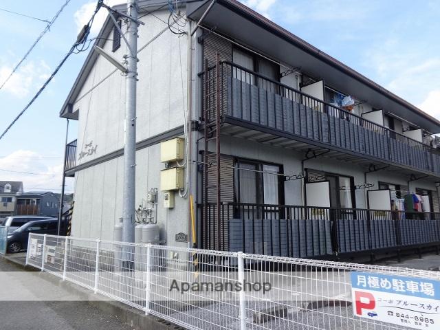 高知県高知市、曙町東町駅徒歩7分の築21年 2階建の賃貸アパート