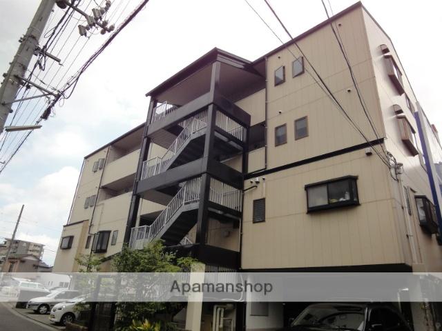 高知県高知市、宝永町駅徒歩7分の築24年 4階建の賃貸マンション