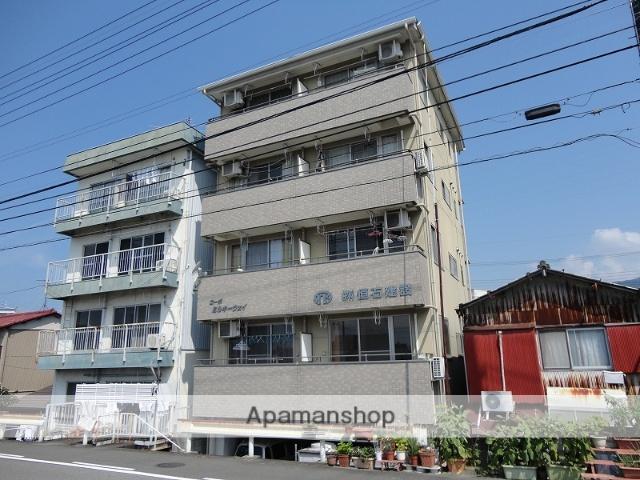 高知県高知市、高知駅徒歩11分の築15年 5階建の賃貸マンション