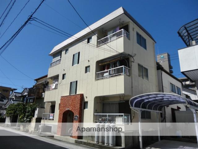 高知県高知市、新木駅徒歩8分の築26年 3階建の賃貸マンション