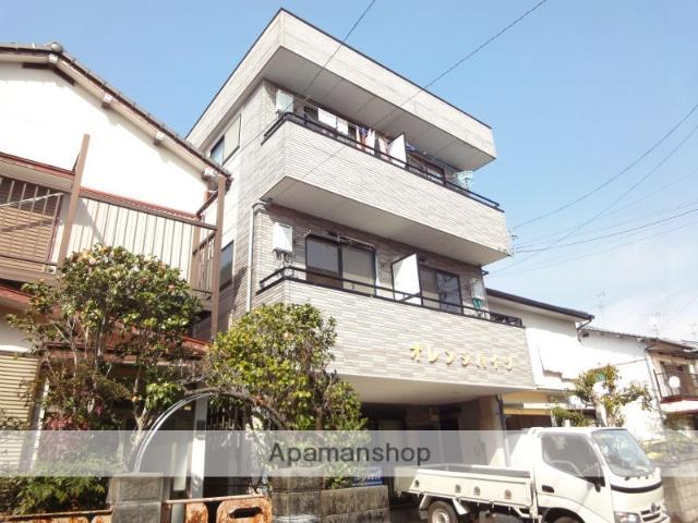 高知県高知市、田辺島通駅徒歩10分の築18年 3階建の賃貸アパート