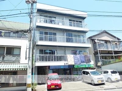 高知県高知市、知寄町一丁目駅徒歩11分の築28年 4階建の賃貸マンション