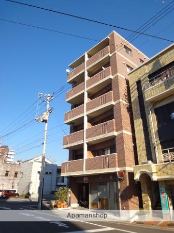 高知県高知市、梅の辻駅徒歩6分の築10年 6階建の賃貸マンション