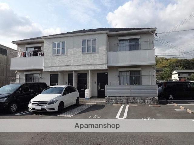 高知県高知市、入明駅徒歩11分の築6年 2階建の賃貸アパート
