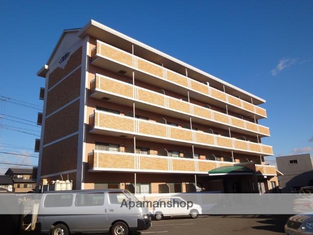 高知県高知市、東新木駅徒歩3分の築14年 5階建の賃貸マンション