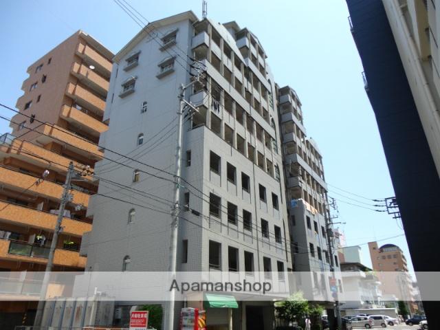 高知県高知市、知寄町二丁目駅徒歩7分の築24年 8階建の賃貸マンション