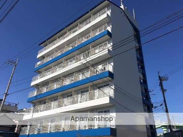 高知県高知市、鏡川橋駅徒歩7分の築20年 6階建の賃貸マンション