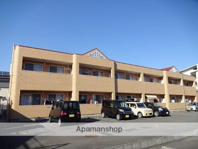 高知県高知市、鴨部駅徒歩9分の築11年 2階建の賃貸アパート