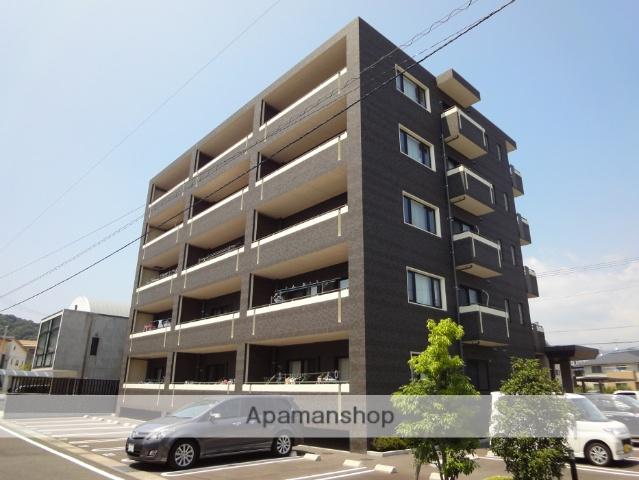 高知県高知市、桟橋通一丁目駅徒歩8分の築7年 5階建の賃貸マンション