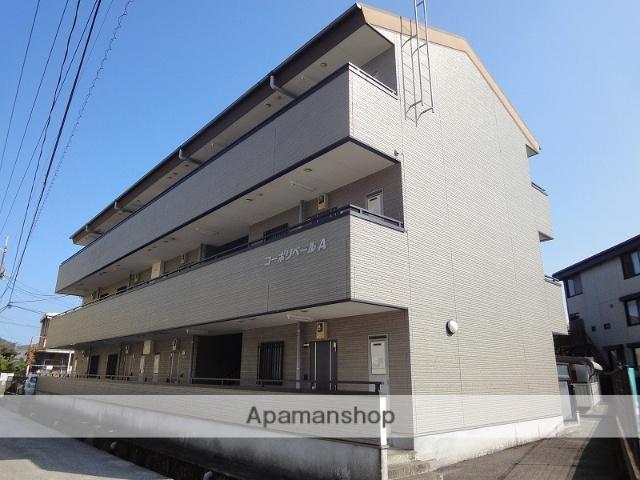 高知県高知市、田辺島通駅徒歩4分の築15年 3階建の賃貸マンション