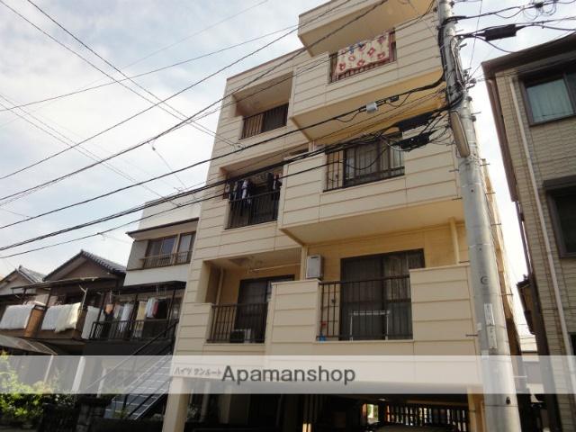 高知県高知市、葛島橋東詰駅徒歩12分の築28年 3階建の賃貸マンション