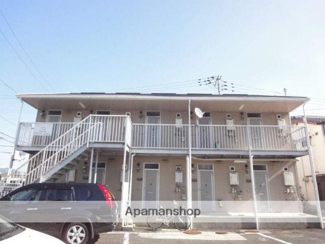 高知県高知市、旭町三丁目駅徒歩5分の築26年 2階建の賃貸アパート