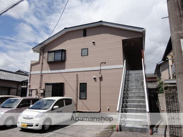 高知県高知市、円行寺口駅徒歩10分の築26年 2階建の賃貸アパート