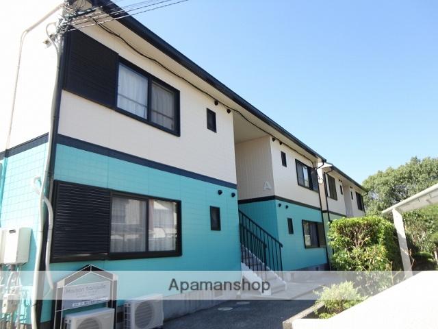 高知県高知市の築21年 2階建の賃貸アパート