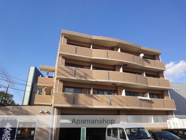 高知県高知市、梅の辻駅徒歩5分の築15年 4階建の賃貸マンション