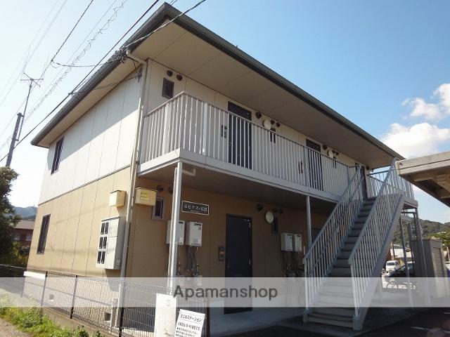 高知県高知市、桟橋通二丁目駅徒歩11分の築15年 2階建の賃貸アパート