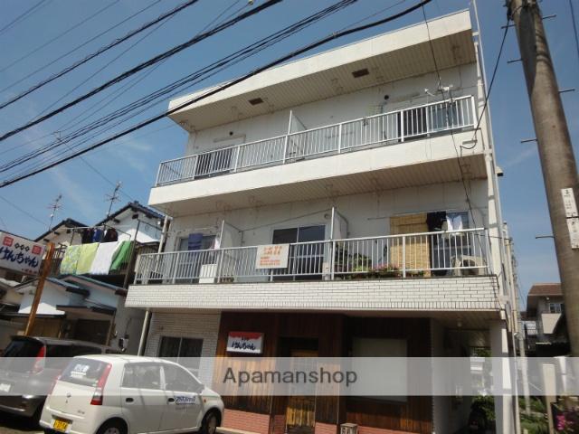 高知県高知市、田辺島通駅徒歩9分の築28年 3階建の賃貸マンション