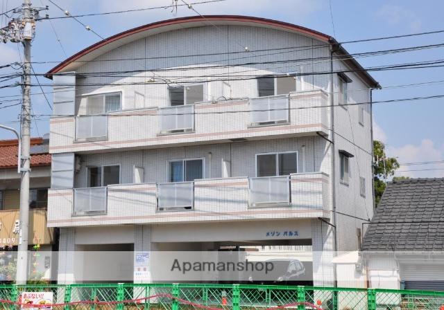 高知県高知市、蛍橋駅徒歩7分の築15年 3階建の賃貸マンション