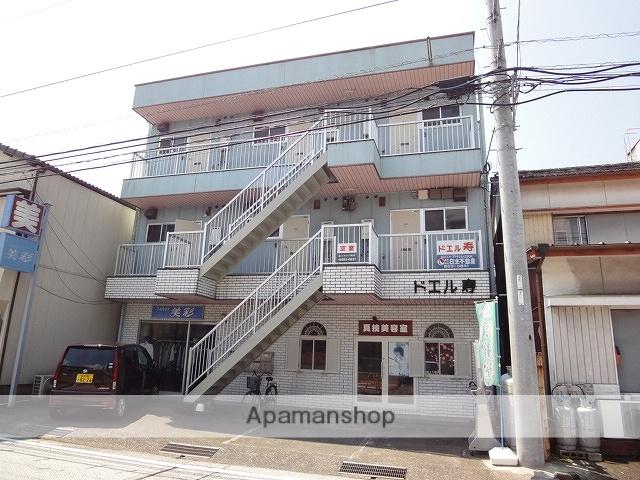 高知県高知市、田辺島通駅徒歩14分の築30年 3階建の賃貸マンション