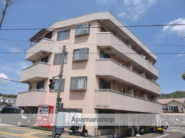 高知県高知市、入明駅徒歩18分の築15年 4階建の賃貸マンション