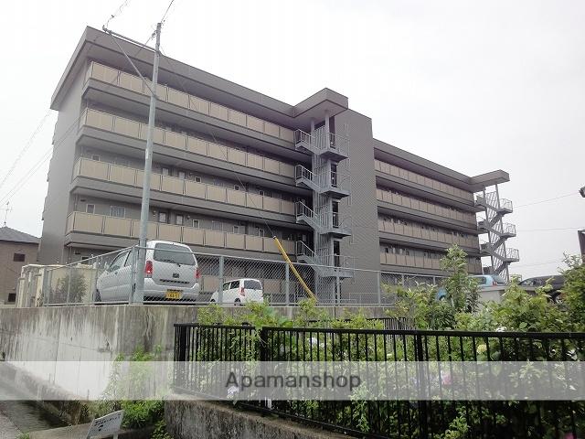 高知県高知市、鴨部駅徒歩10分の築10年 6階建の賃貸マンション