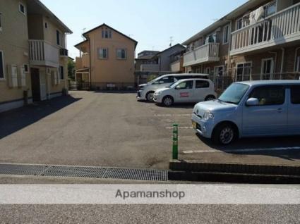 高知県高知市神田[1LDK/40.73m2]の駐車場