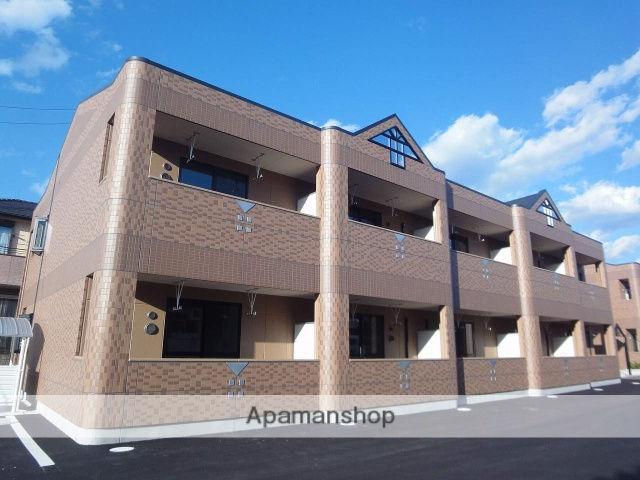 高知県高知市、上町四丁目駅徒歩13分の築7年 2階建の賃貸アパート