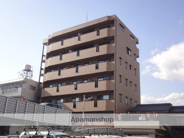高知県高知市、高知駅徒歩5分の築11年 7階建の賃貸マンション