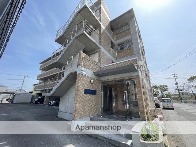 高知県高知市、知寄町三丁目駅徒歩13分の築14年 4階建の賃貸マンション