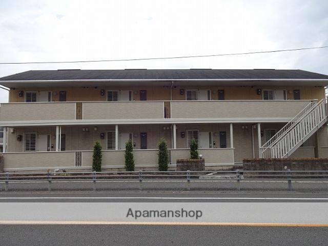 高知県高知市、朝倉駅徒歩13分の築10年 2階建の賃貸アパート