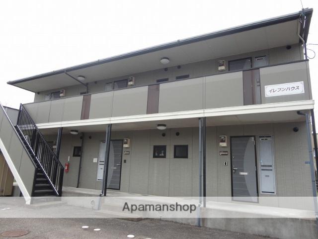 高知県高知市、鏡川橋駅徒歩14分の築18年 2階建の賃貸アパート